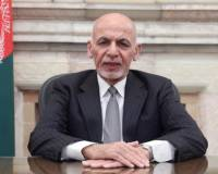 """Video Message by H.E. President Ashraf Ghani at the Paris Peace Forum 2020 on """"Bounce back from Covid19 to a Better World"""""""