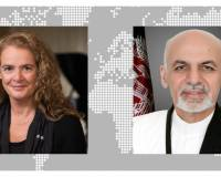 Excerpts from the Letter by H.E. President Mohammad Ashraf Ghani to Congratulatory Message by H.E. the Right Honourable Julie Payette, Governor General of Canada