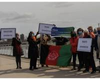 """""""Walking to Kabul"""" Campaign is Raising Awareness about the Rights of Women and Girls in the Afghan Peace Process"""