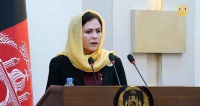Fortune Magazine Ranked Fawzia Koofi  Among Top 50 World Leaders