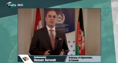Afghanistan at PDAC 2021: Investment Opportunities in the Extractive Industry