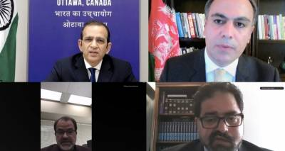 "Ambassador Soroosh Speaks at Virtual Event on ""Trade and Transit Facilitation in the Time of COVID-19 Pandemic"""