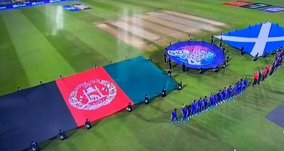 Congratulatory message on the victory of the Afghan cricket team