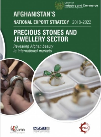 Afghanistan National Export Strategy: Precious Stones and Jewellery Sector 2018-2022