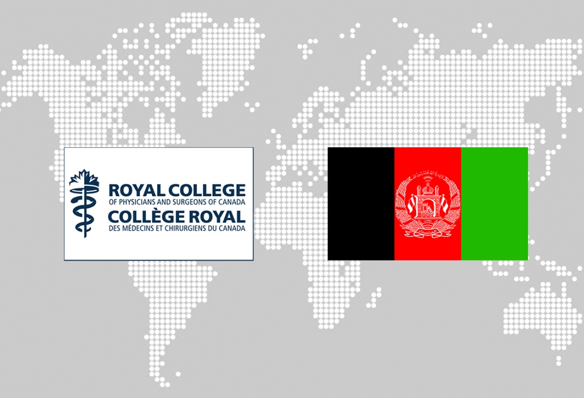 Ambassador Soroosh Has a Virtual Meeting with CEO of the Royal College of Physicians and Surgeons of Canada