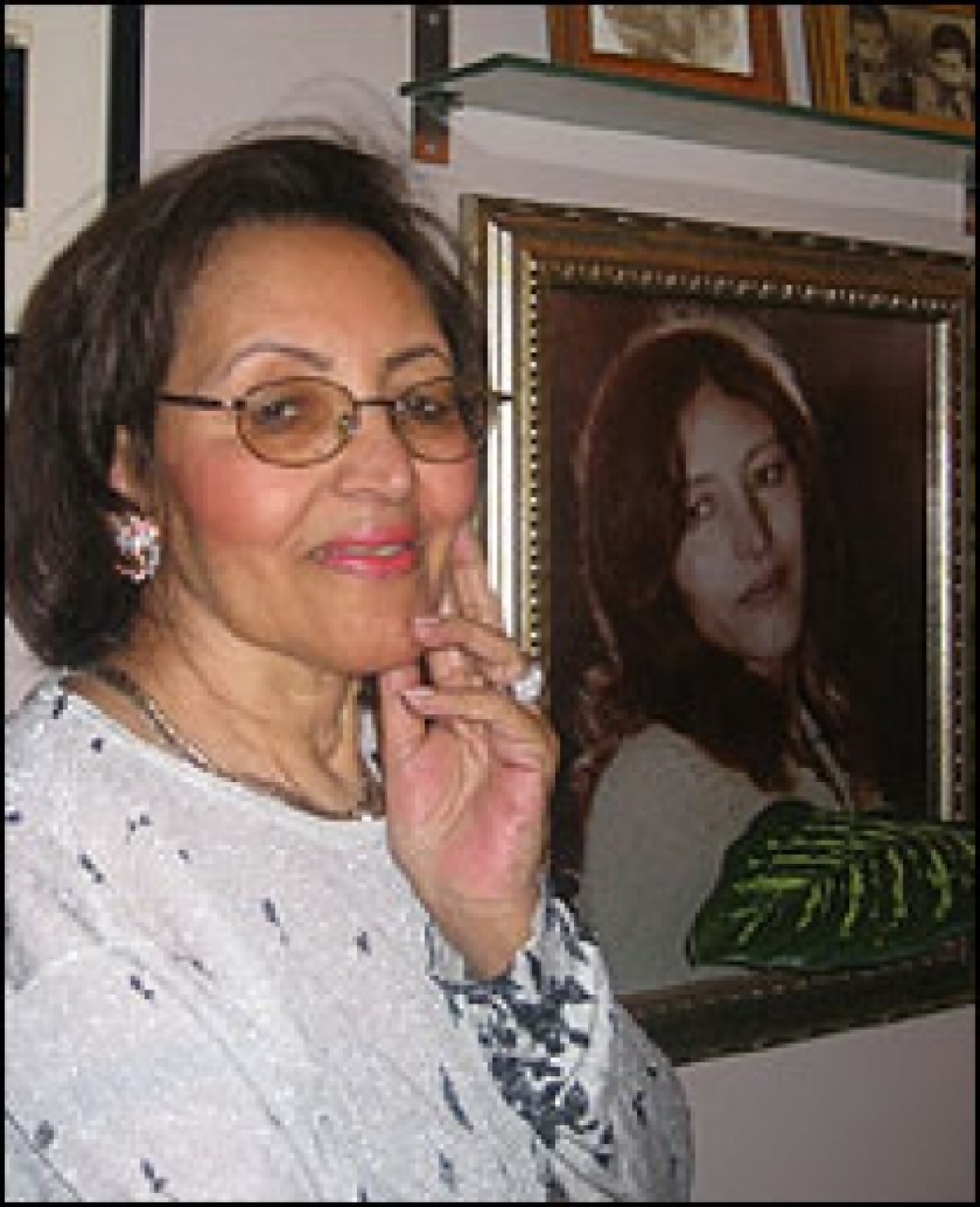 Message of Condolences on the Passing of Mrs. Mazida Soroor, a Renowned Afghan Artist