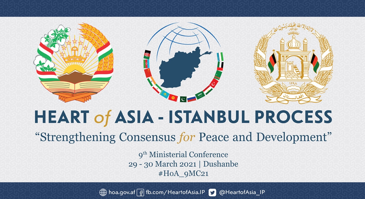 "The Heart of Asia – Istanbul Process 9th Ministerial Conference ""Strengthening Consensus for Peace and Development"" Dushanbe Declaration"